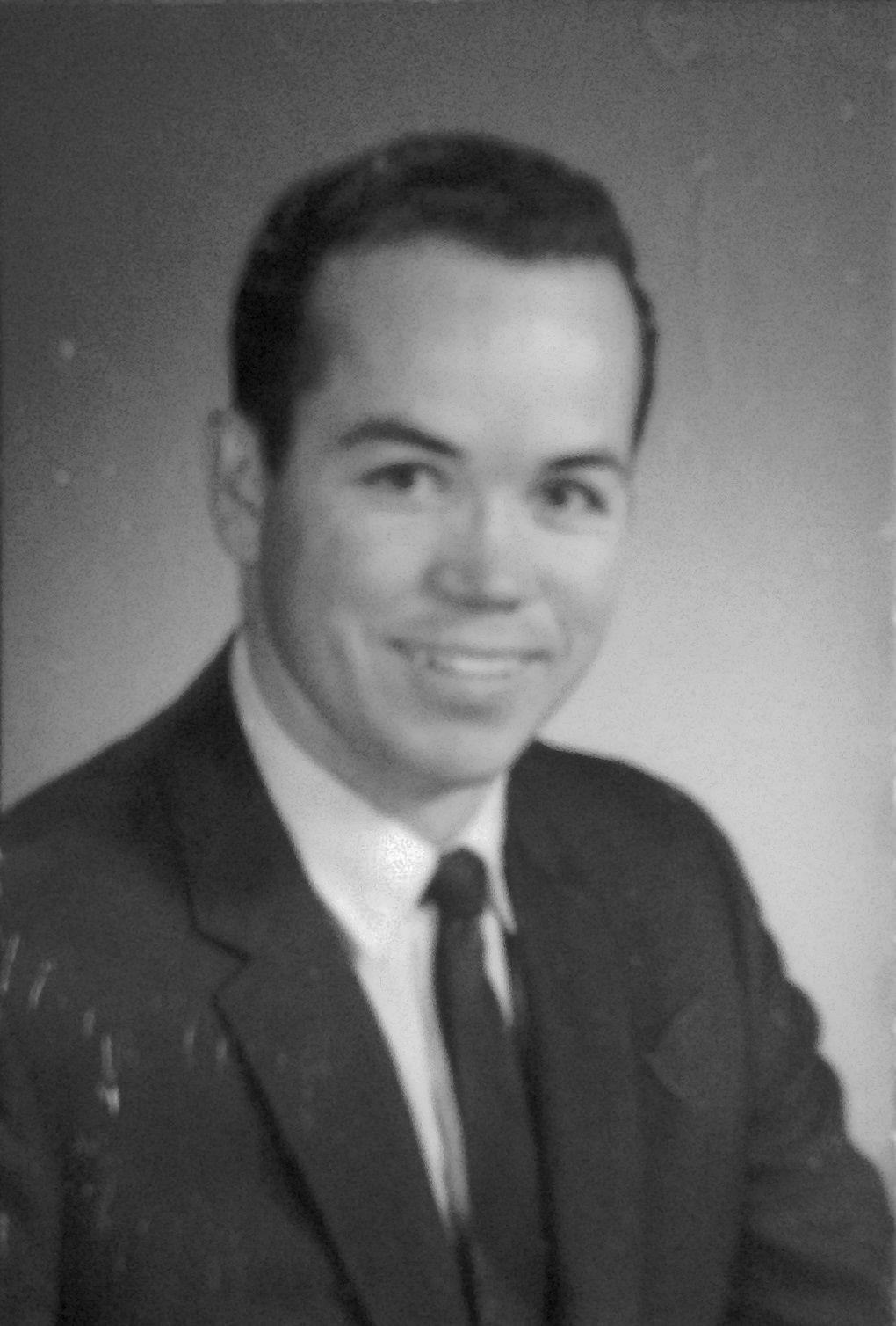 J DeOrr Fluckiger, c. 1964.