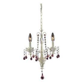 Portfolio 3 light antique white chandelier available at lowes a portfolio 3 light antique white chandelier available at lowes a would love this aloadofball Gallery
