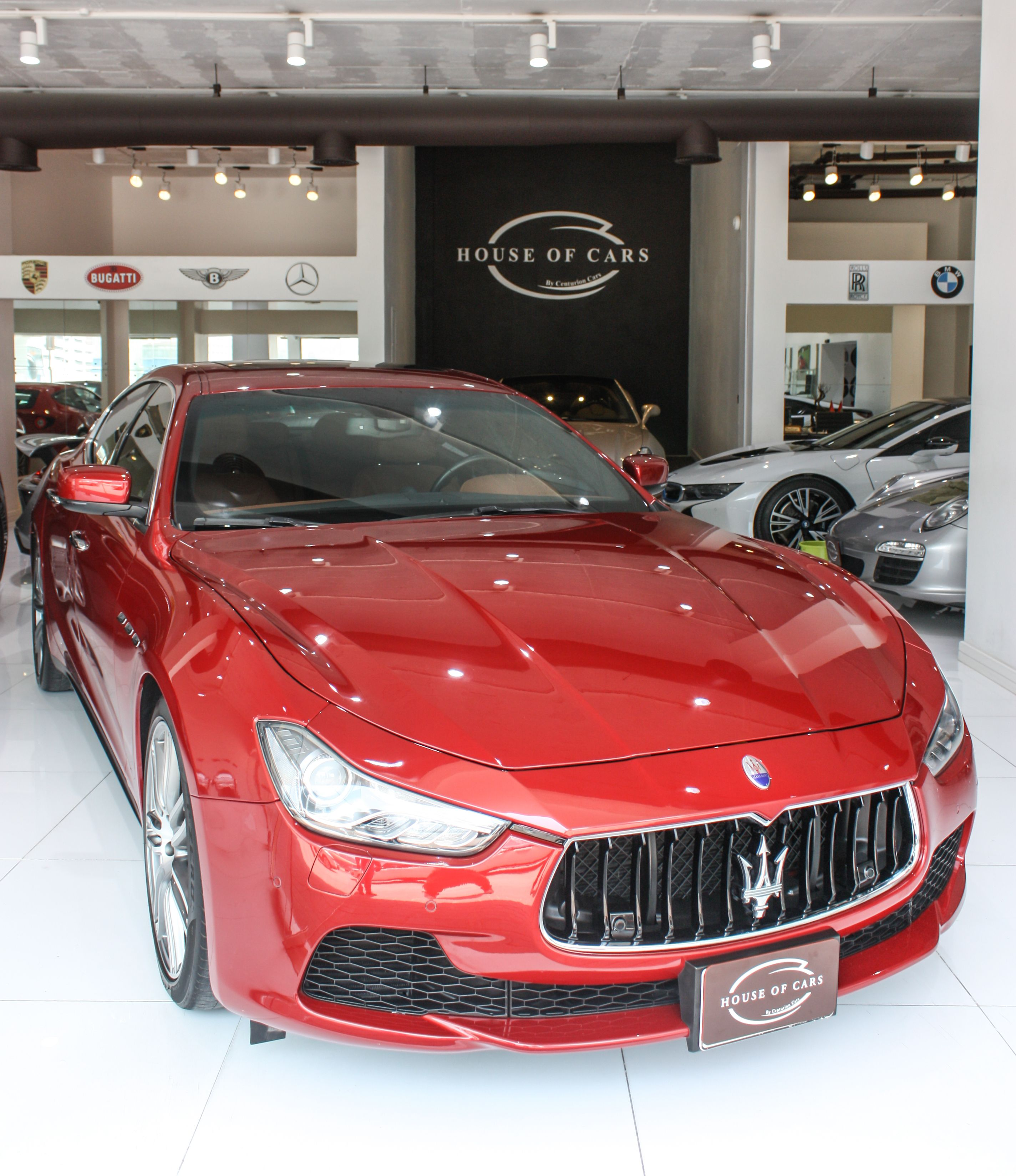 Maserati Ghibli S Q4 MASERATI DUBAI Pinterest