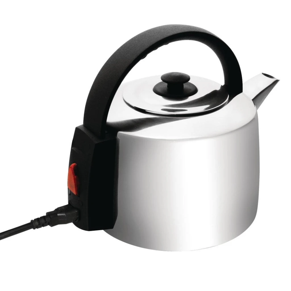 Apuro Kitchen Kettle 3.5Ltr Kettle, Commercial catering