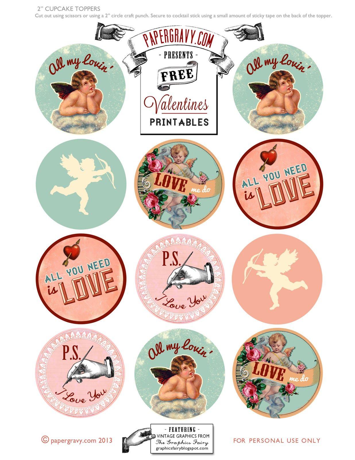 b80681019289 Label Papier Imprimable Gratuite, Image A Imprimer, Étiquettes Rondes,  Carte Saint Valentin,
