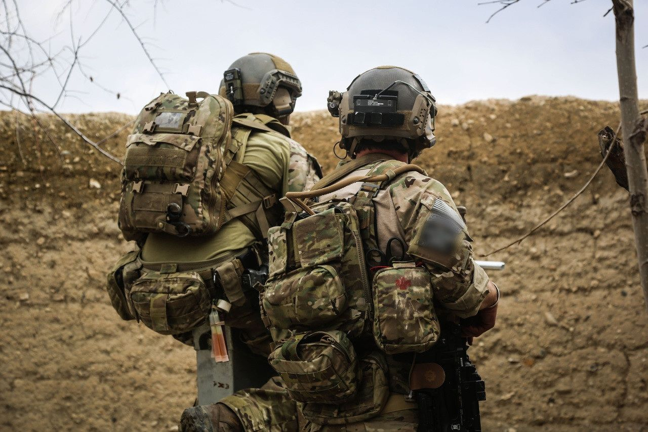 us special forces soldiers attached to combined joint