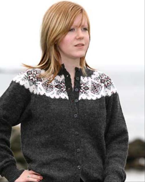 FIYLUOX: Fair Isle Yoke Lumbercoat - Oxford | Fair Isle ...