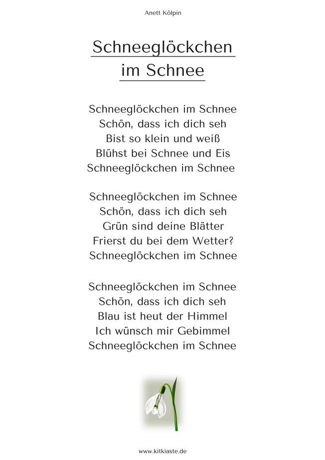 Winter Kita Kiste Lieder Fur Kita Und Grundschule Lieder Kinder Gedichte Gedichte