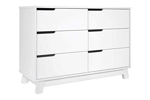 Best Amazon Com Babyletto Hudson 6 Drawer Assembled Double 640 x 480