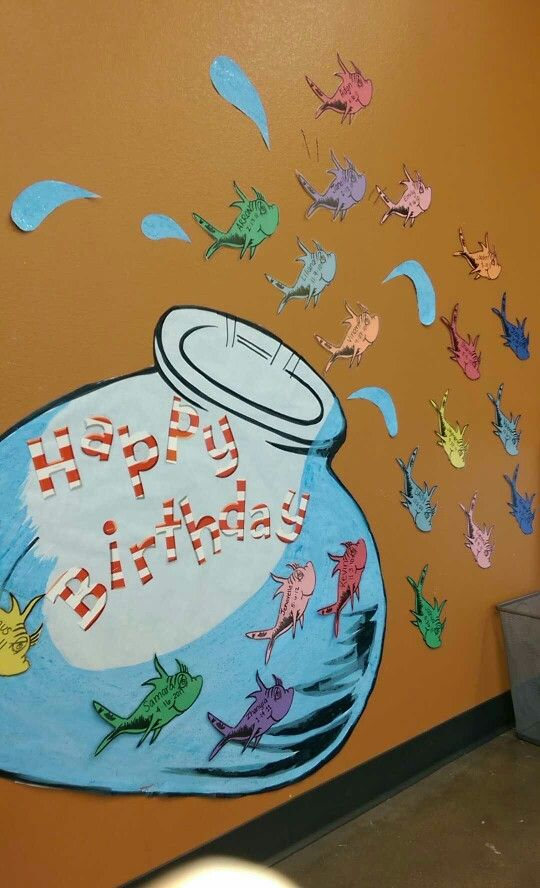 Dr Seuss Birthday Board With Images Dr Seuss Birthday