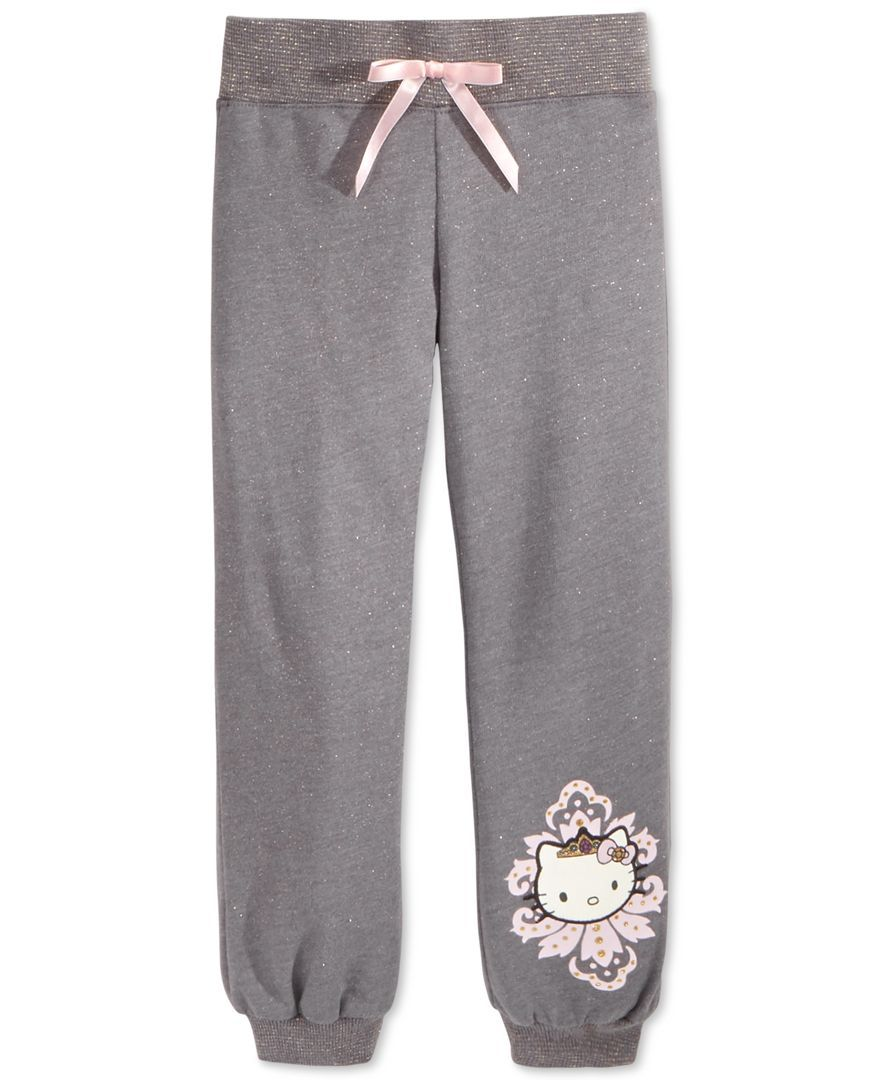 681095be3 Hello Kitty Little Girls' Jogger Pants | Hello Kitty EVERYTHING ...
