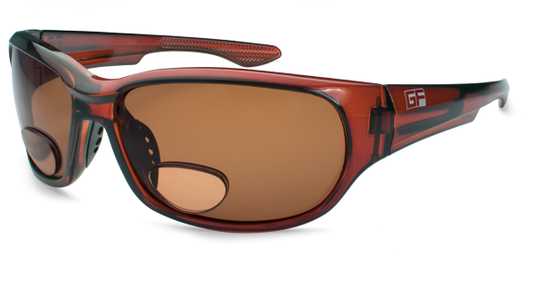 3d24a311faa Gone Fishing Polarized Bifocal Sunglasses - Dorado reader sunglass ...