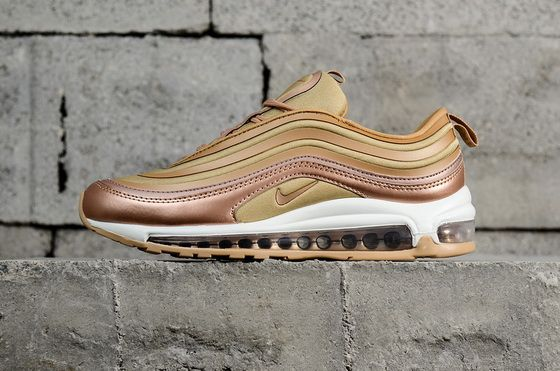 detailed look great prices aliexpress Nike Air Max 97 Ultra 17 Metallic Bronze 917704902 discount ...