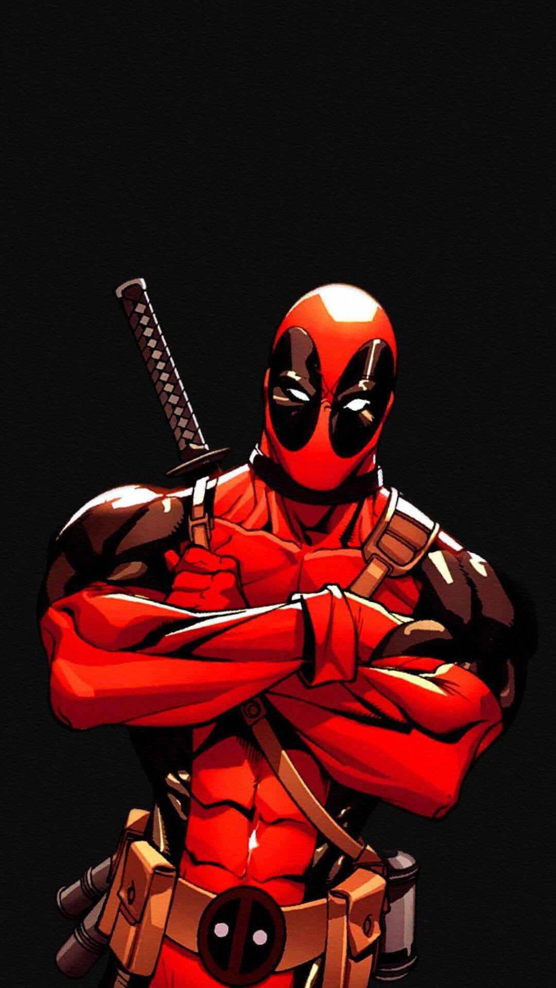 Deadpool Movie IPhone 6 Wallpaper