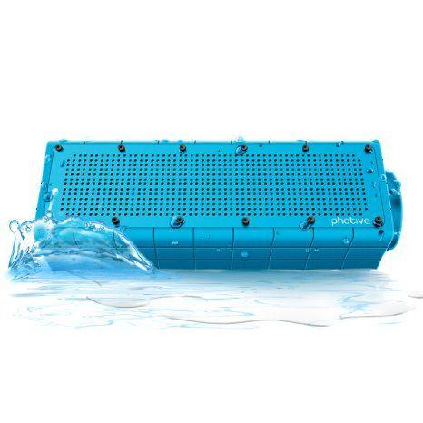 photive hydra portable bluetooth speaker