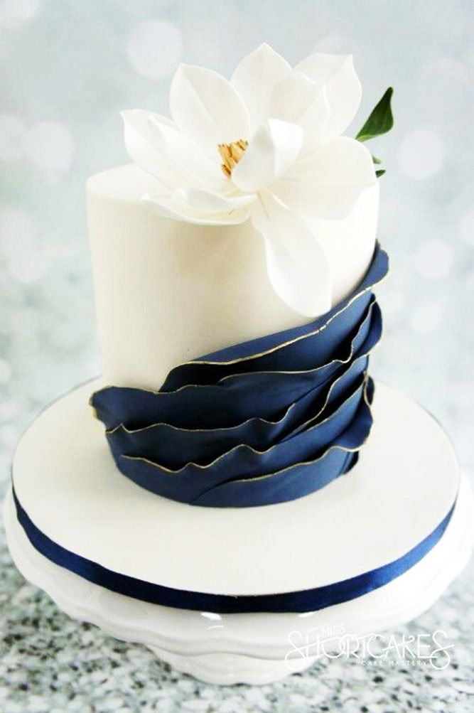 30 Beautiful Wedding Cakes The Best From Pinterest