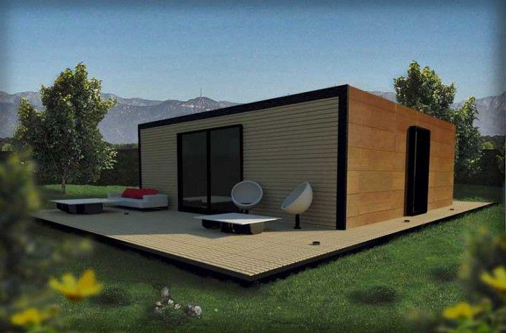Casas modulares de diseño (Información y precios en la web) Casas