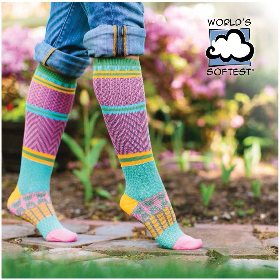 World's Sofest Socks!! Get Super Soft, Fully Cushioned For