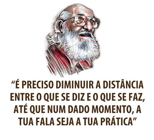 Frase De Paulo Freire Que Inspira A Educação A Distância E