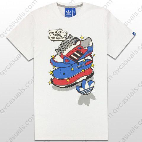 adidas sneaker t shirt