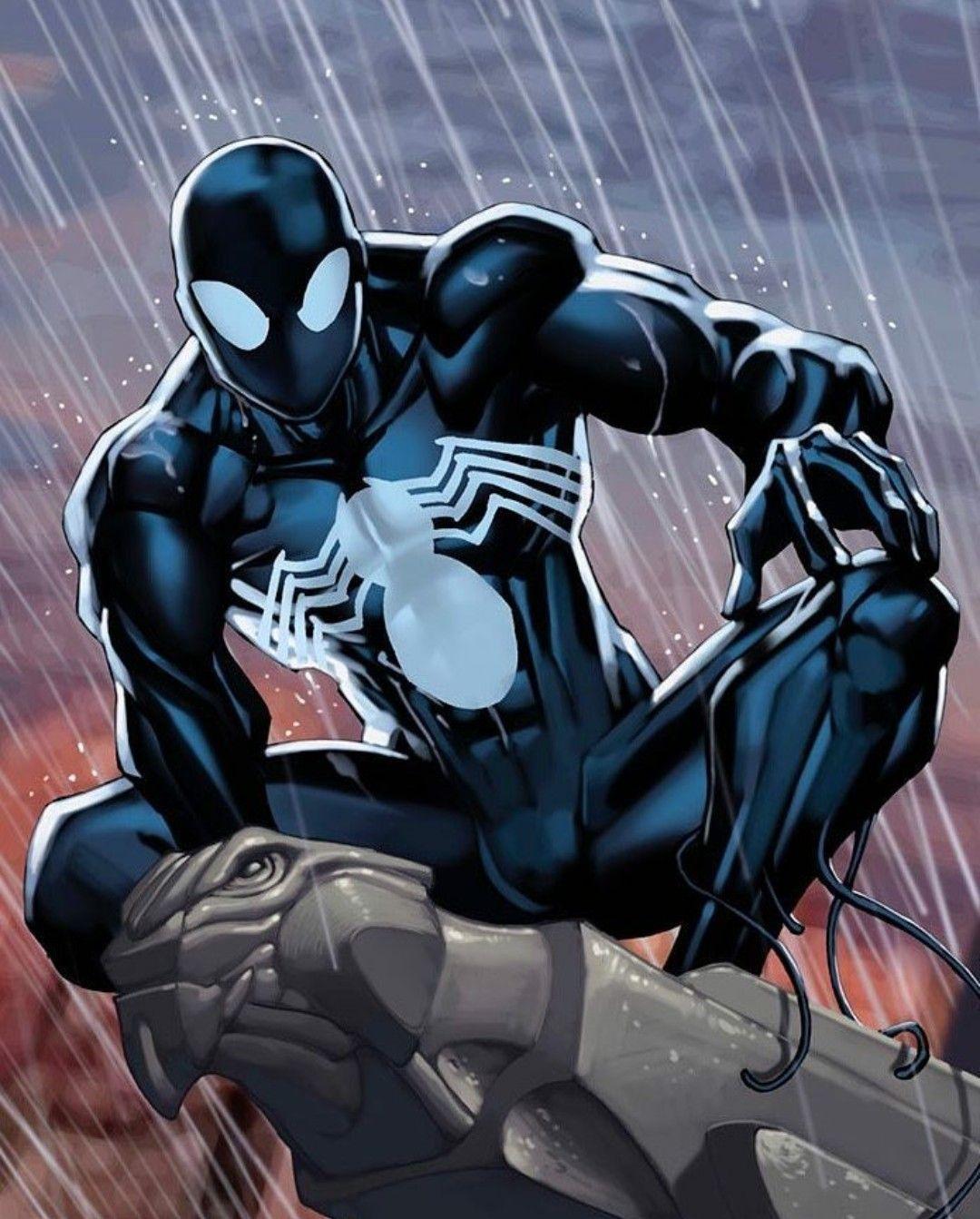 Black Spider-Man | Marvel Universe | Pinterest | Black ...
