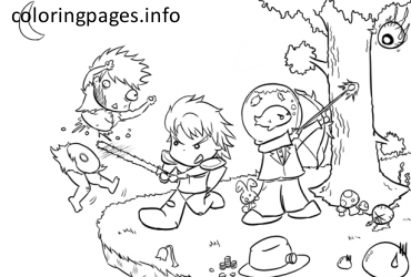 terraria coloring pages Terraria Coloring Pages Clinton #Terraria Coloring Pages Clinton  terraria coloring pages