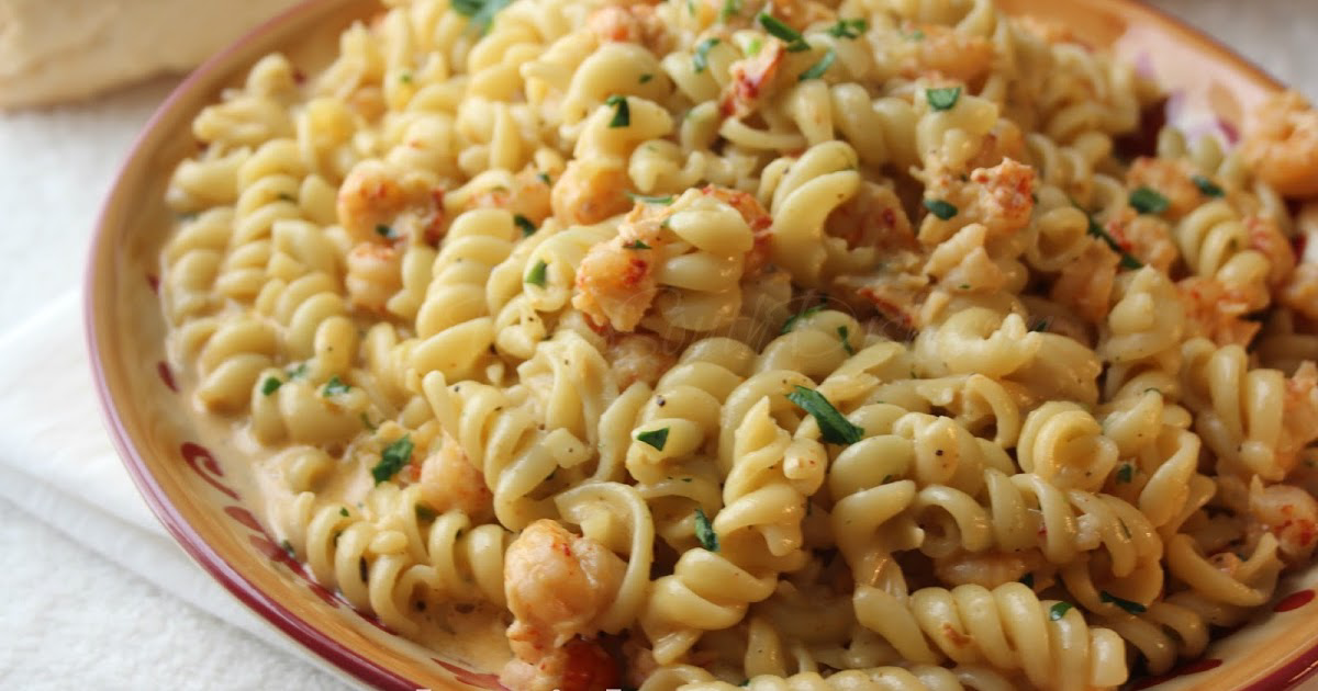 Crawfish Monica Copycat #cajundishes