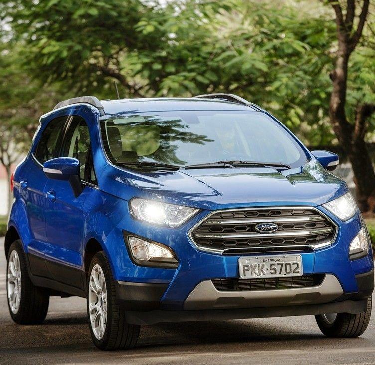Ford Ecosport St: Ford EcoSport 2.0 Titanium 2018: Reveladas Novas