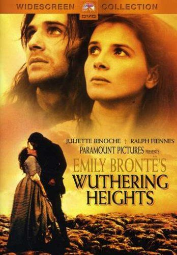 Wuthering Heights Binoche Juliette Wuthering Heights Movie