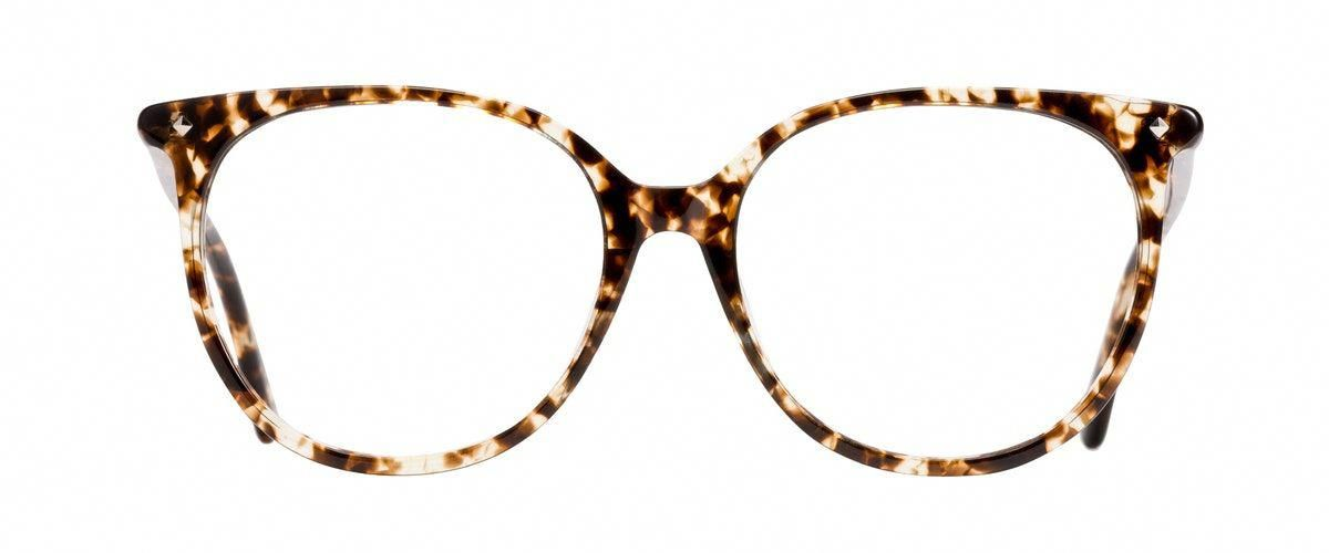 53c1e845b10 Affordable Fashion Glasses Cat Eye Square  eyeglasses Women Area Tortoise  Front