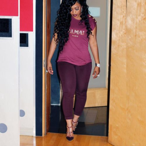 Not just a rapper, but a business woman still standing. When I've seen others come and go, I rise!!  #TRINA6 Talk to me…  Follow me, because you don't want to miss ANYTHING!! Facebook.com/trinarockstarr Twitter.com/TRINArockstarr Instagram.com/trinarockstarr Soundcloud.com/trinarockstarr YouTube.com/trinarockstarrVEVO