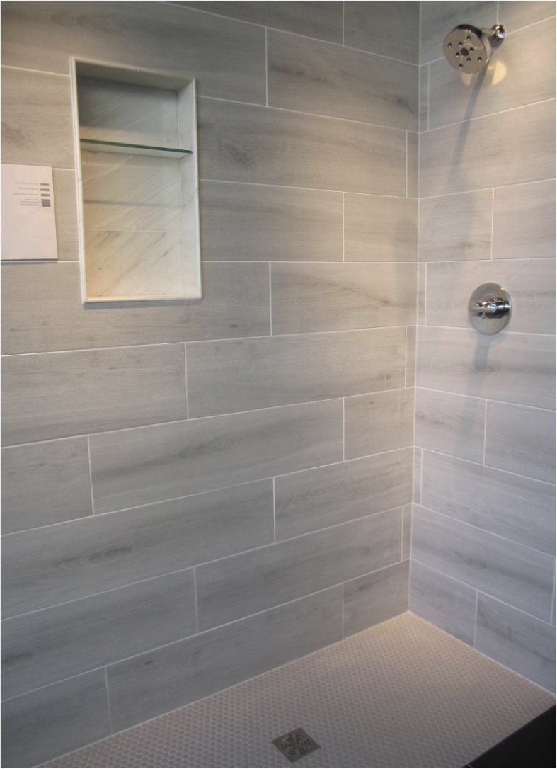 The Tile Shop Design By Kirsty Gray Shower Tile Wood Tile