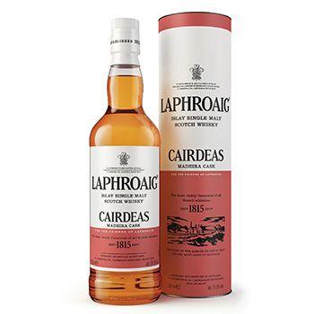 Review #2: Laphroaig 2016 Cairdeas Madeira #scotch #whisky #whiskey #malt #singlemalt #Scotland #cigars