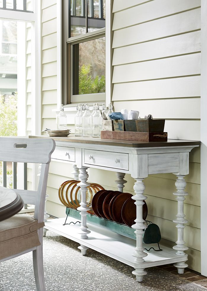Paula Deen Home Dogwood Console Table