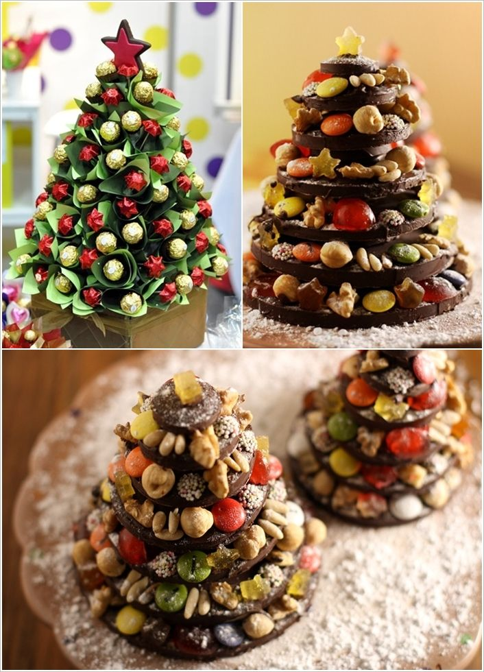 easy christmas food ideas tutorials - Simple Christmas Dinner Ideas