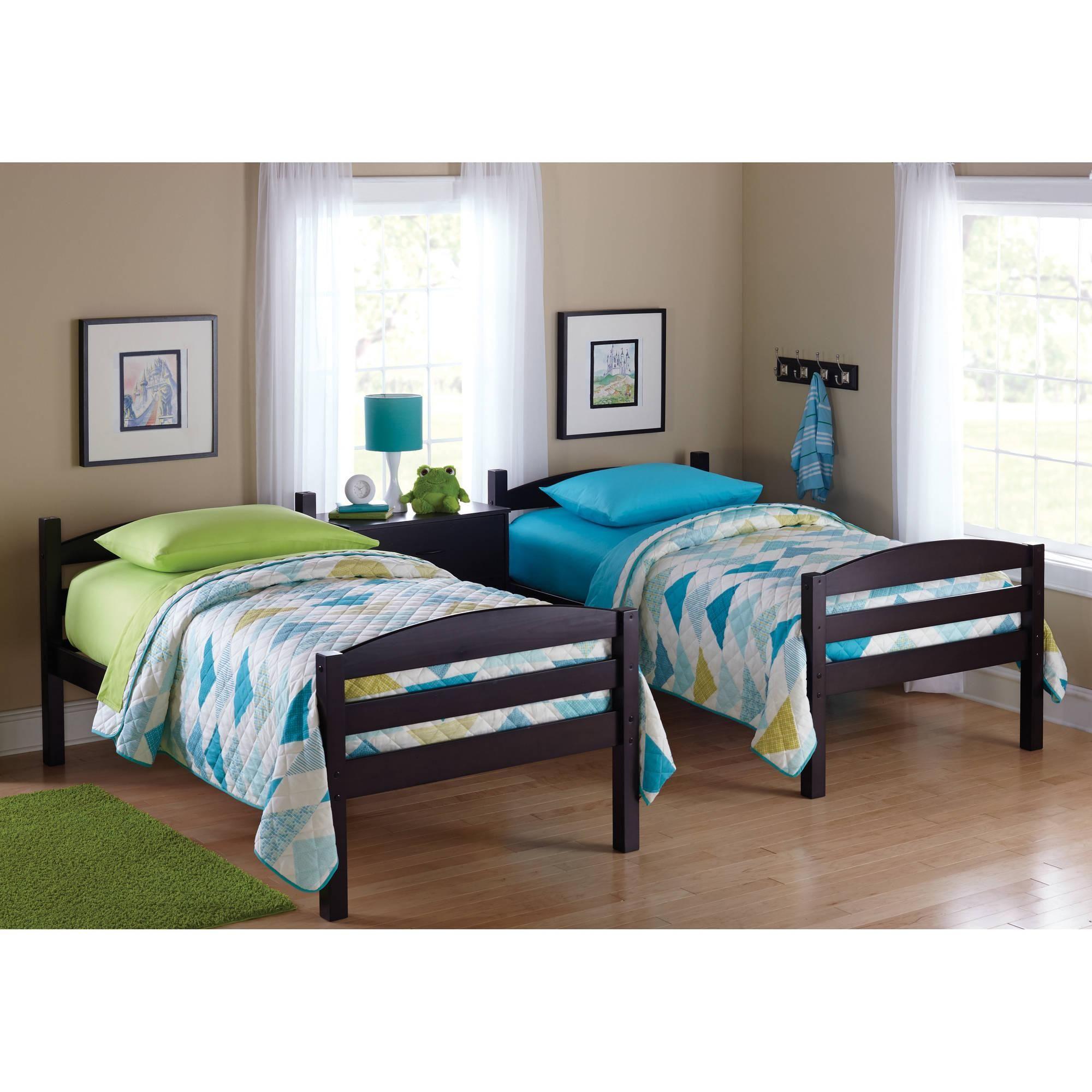 Home Childrens Bedroom Furniture Bunk Bed Designs Wood Bunk Beds