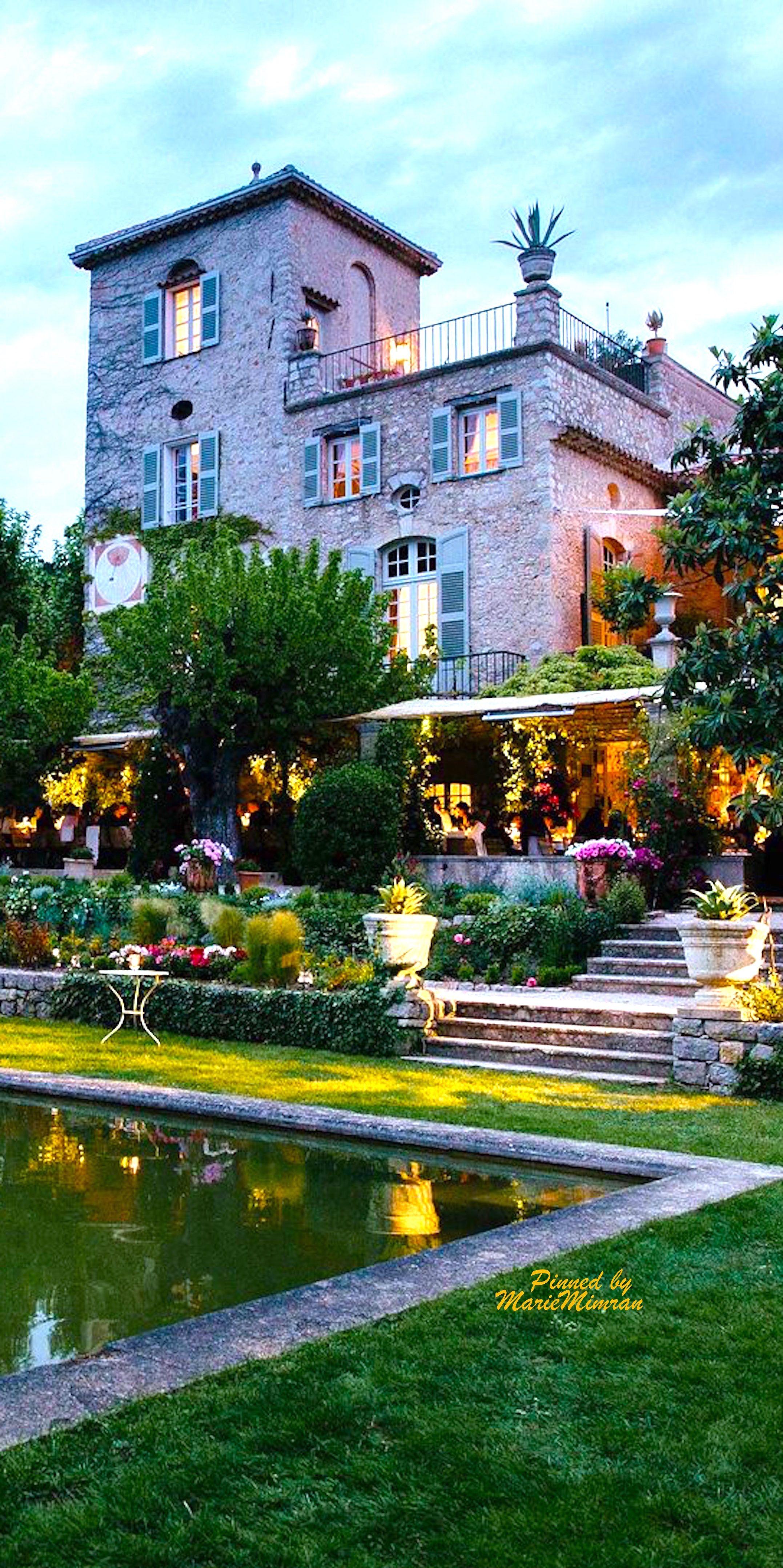La Colle Noire Dior dior's dinner at château de la colle noire- marie mimran