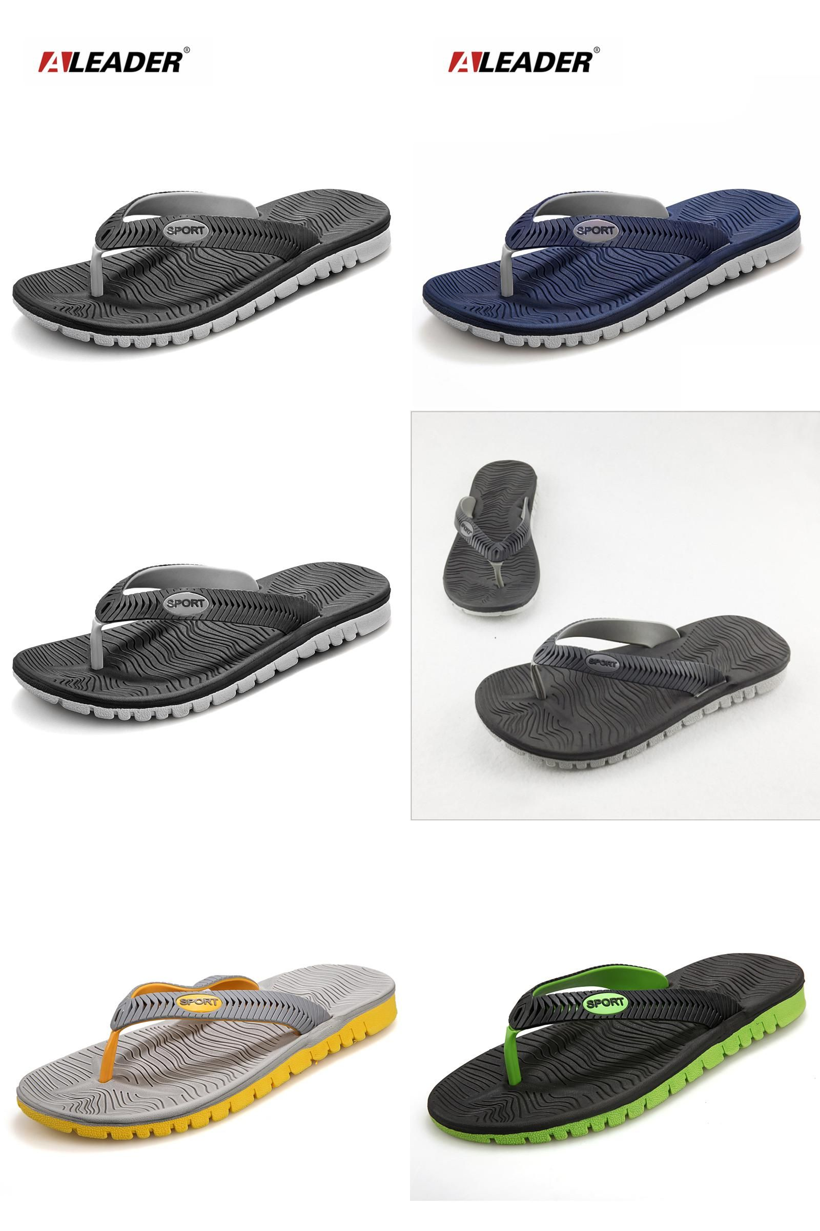 0a99657e92df  Visit to Buy  2017 Mens Flip Flops Sandals Rubber Casual Men Shoes Summer  Fashion