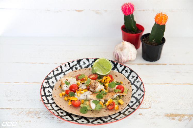 Hey senorita try our healthy fish tacos healthy fish
