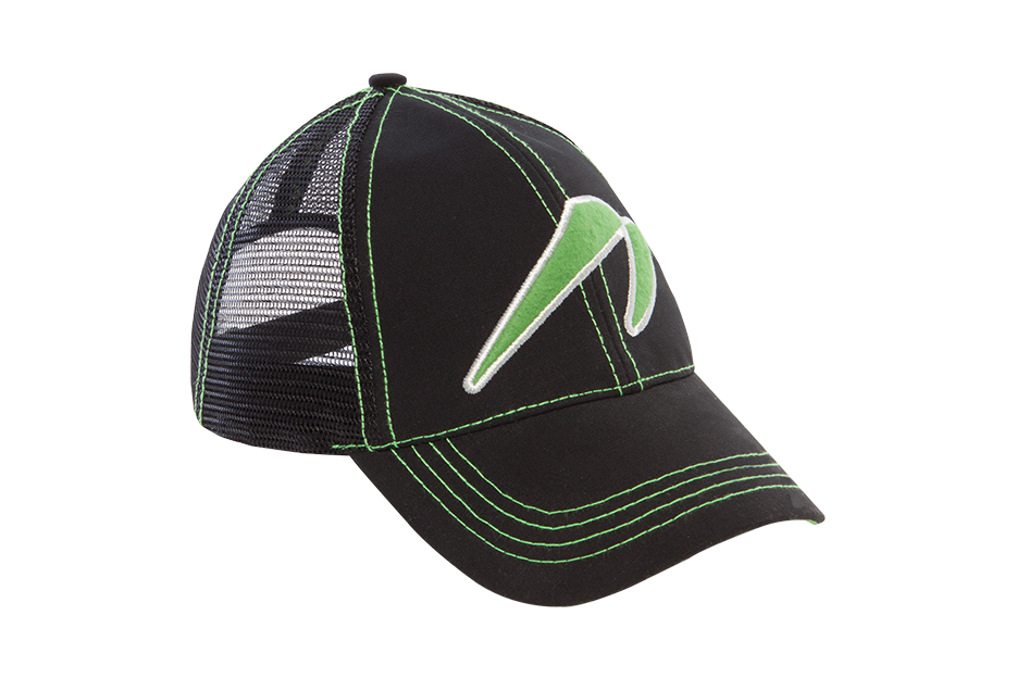 Newton Running Stacked Logo Trucker Hat  97a56abfdb9