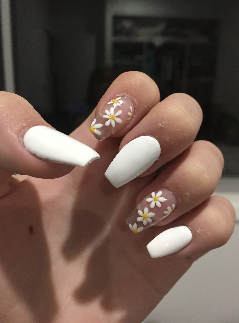 White Nail Colors & Inspiration For All 4 Seasons