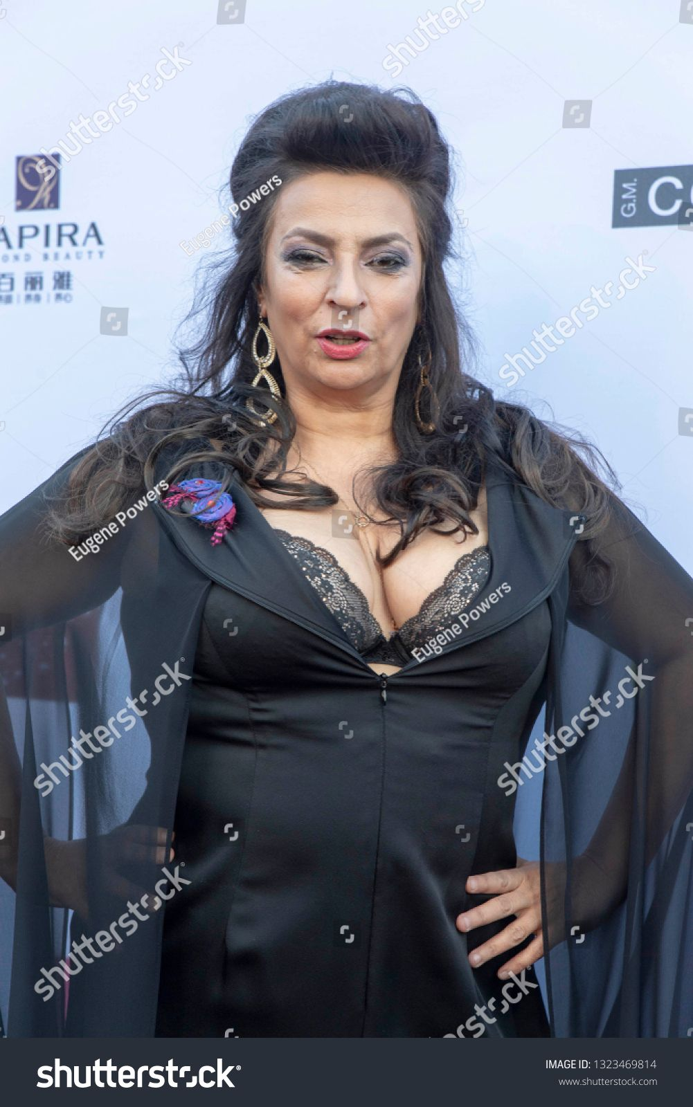 Alice Amter Attends The 4th Annual Roger Neal Oscar Viewing Dinner