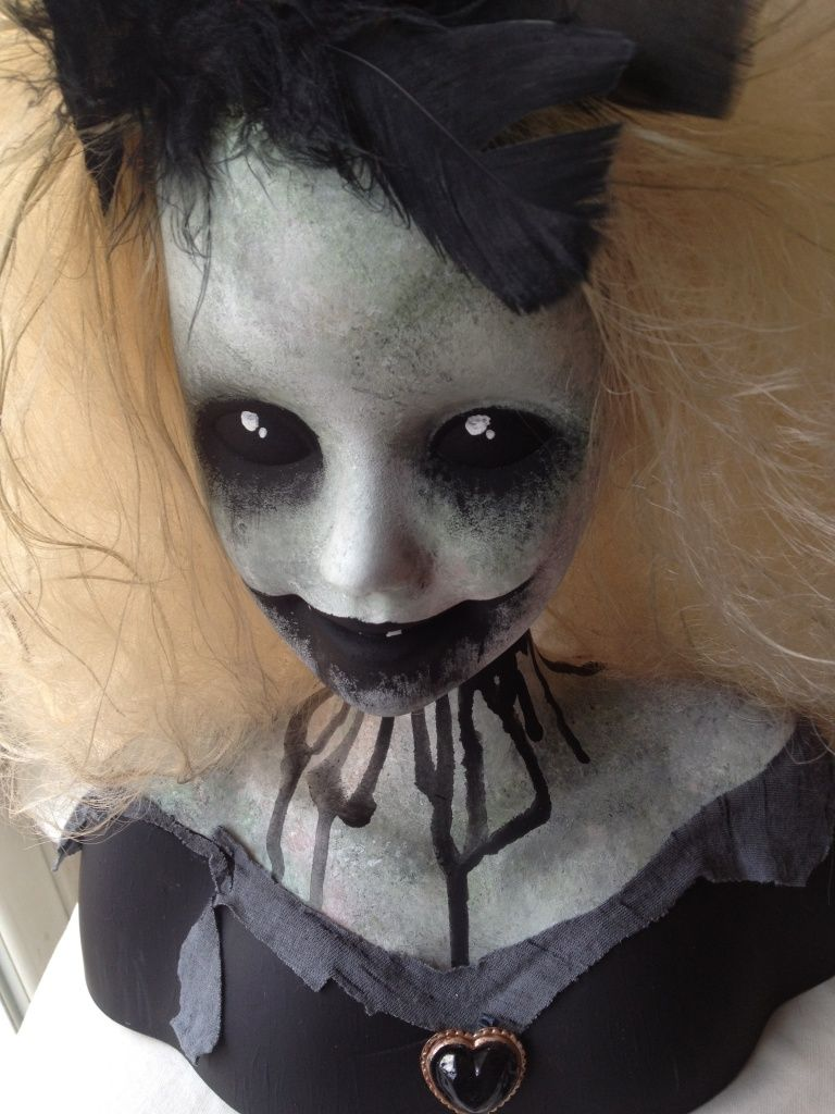 Little Ms. Frightmare | Scary, Barbie and Toy