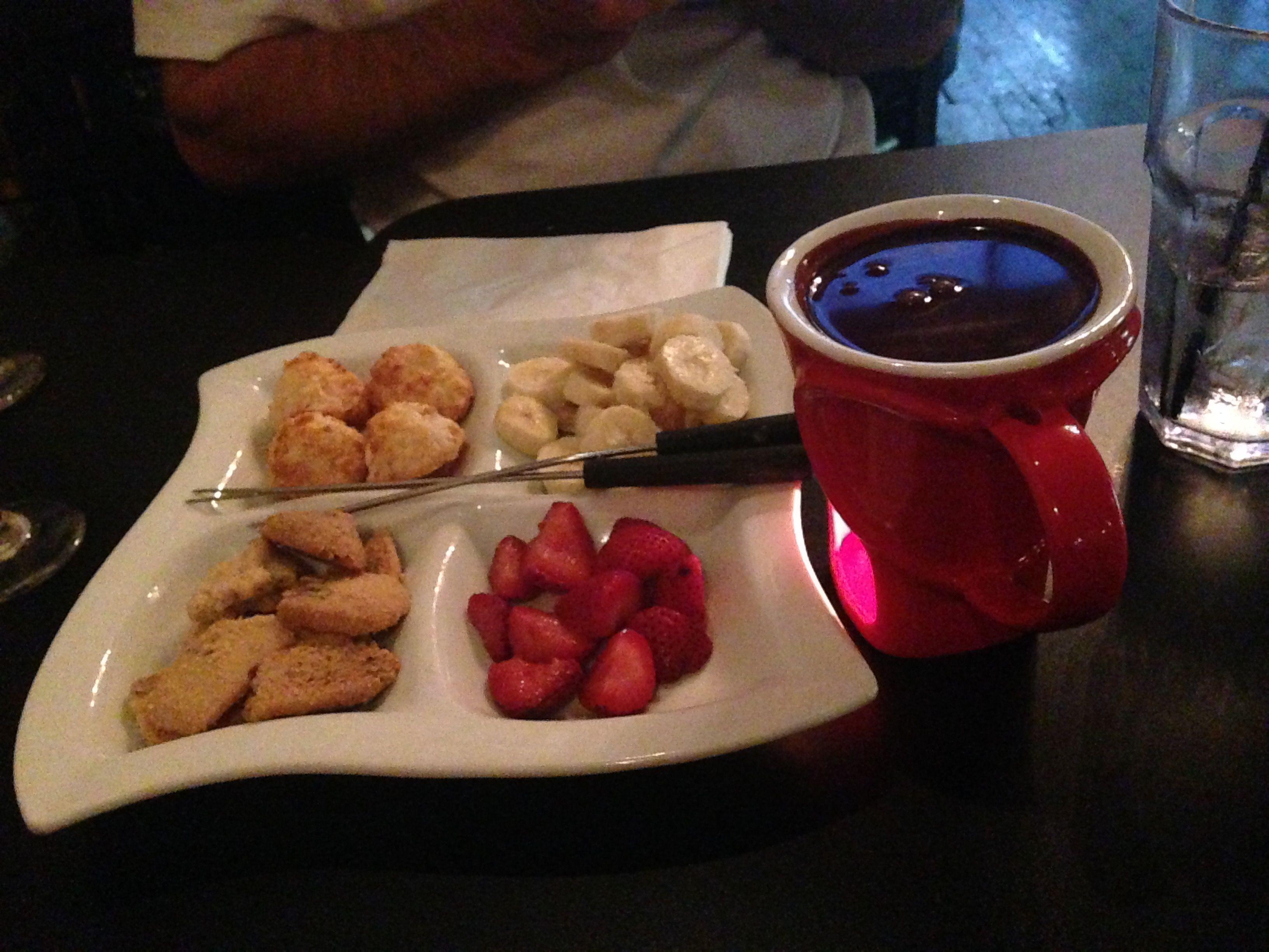 A Restaurant Just For Desert And Wine Lulu S Chocolate Bar In Atlanta Ga Eat Chocolate Food
