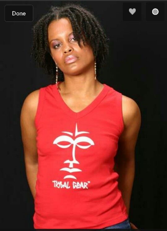 TRYBAL GEAR FEMALE TANK TOP