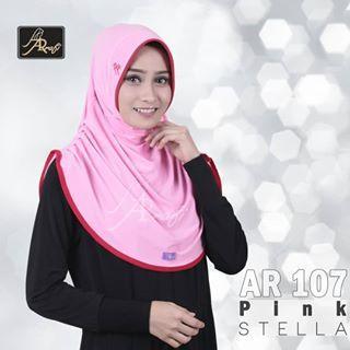 Wa 081 542 846 069 Hijab Ar Rafi Ar 107 Matt Stella Harga 72 500