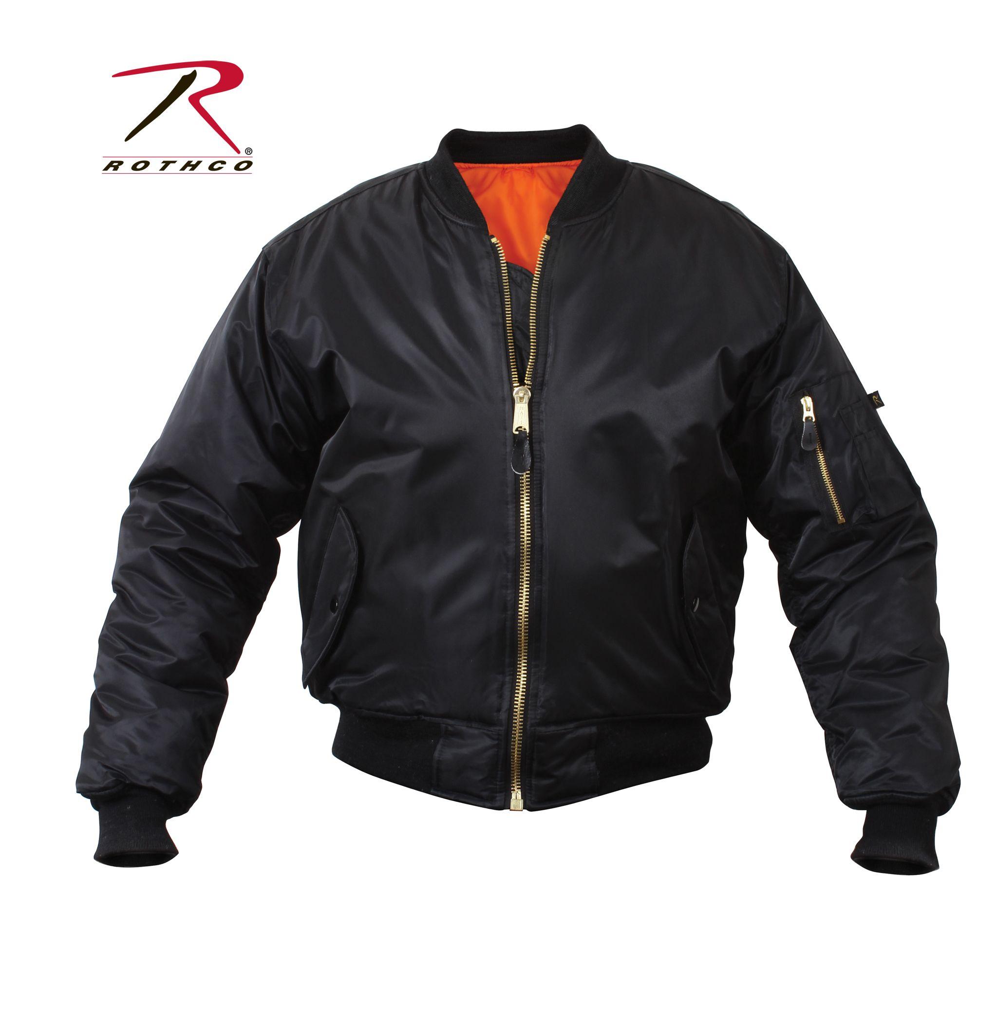 Rothco black leather gloves - Black Rothco Ma 1 Jacket A Cayce Pollard Unit On A Budget