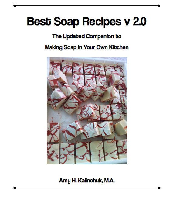 Best Soap Recipes eBook pdf download handmade soap recipes