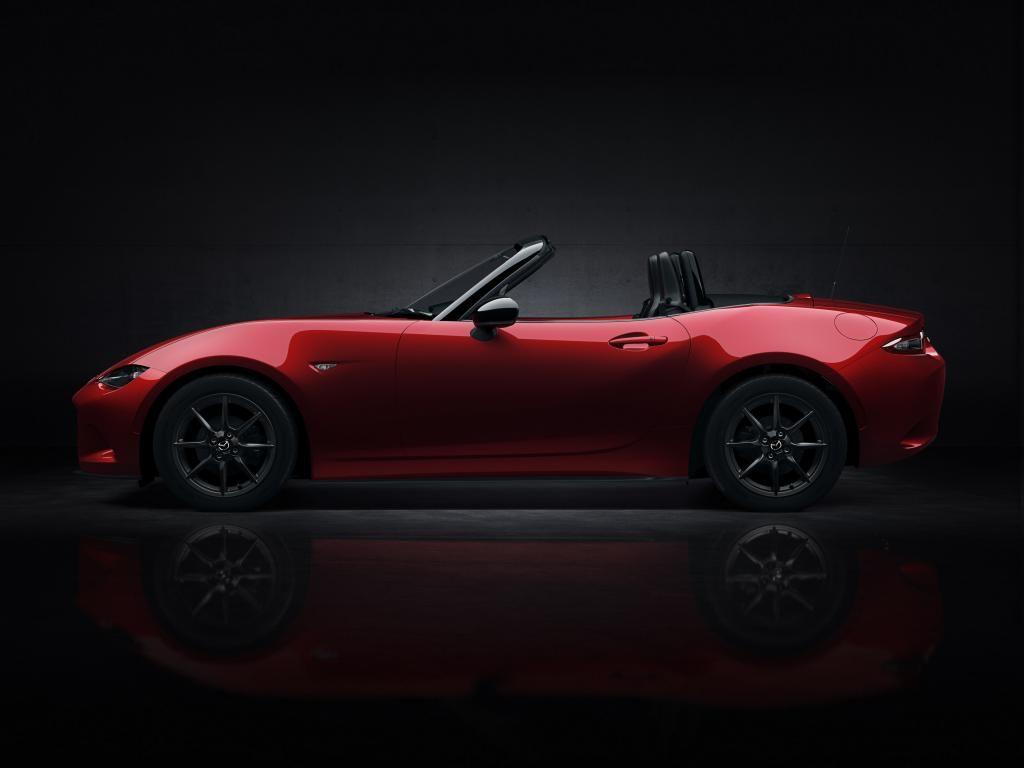 Nieuwe Mazda MX-5 terug naar basis