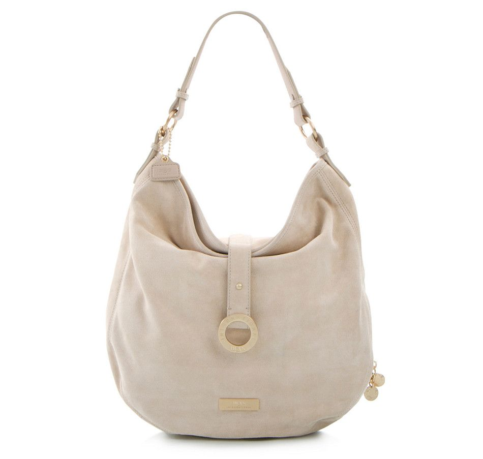 Heys Handbags Soho Suede Large Hobo Bag And From The Ping Channel Canada S Home Network Online For Canadians