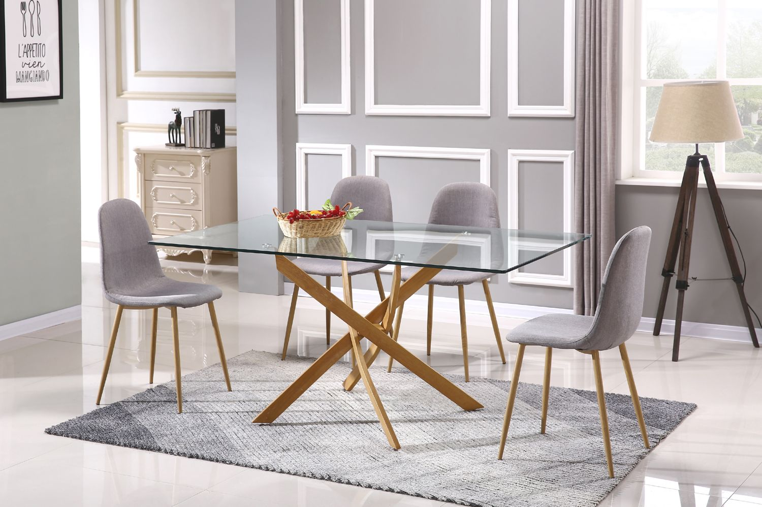 Felix Dining Table Cre