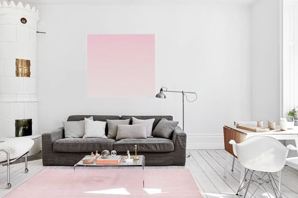 Scandinavisch Pastel Interieur : Scandinavisch interieur wit pastel appartement scandinavisch