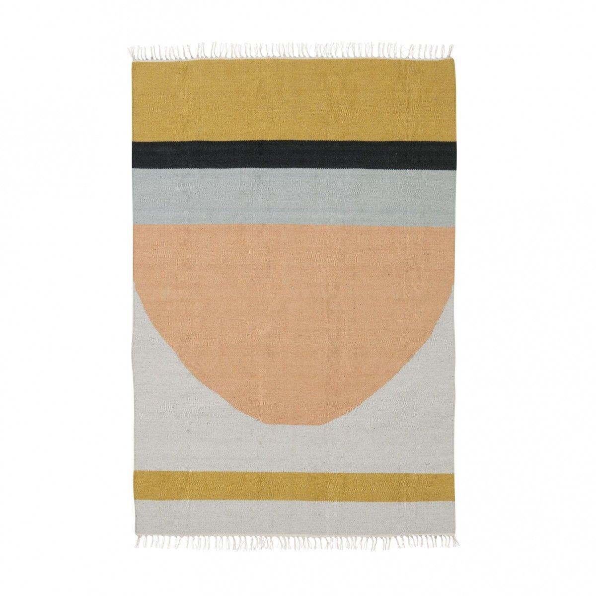Hochwertig Modern Teppichläufer Geometrische Muster