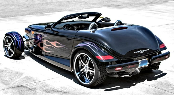 Customized Plymouth Prowler Doesn't Look Half Bad [Photo Gallery]